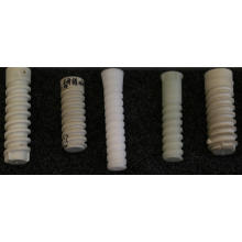 Railroad Nylon Lock Screw Dowel